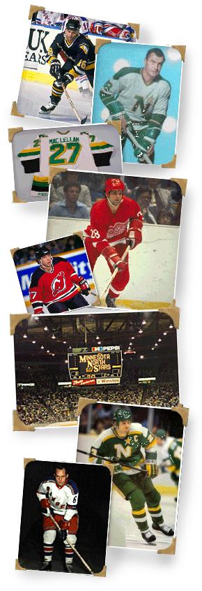 Former NHL Montage