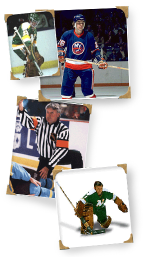 Gump Montage MN NHL Alumni