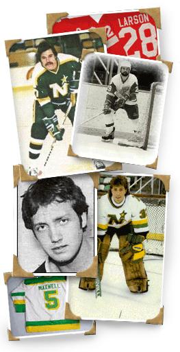 Hockey Photo Montage NHL Alumni