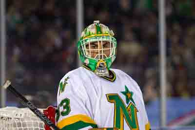 Don Beaupre MN North Stars